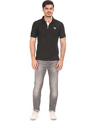 Newport Solid Short Sleeve Polo Shirt
