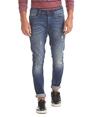 Aeropostale Super Skinny Stone Washed Jean