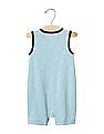 GAP Baby Blue Wild Thing Shortie One Piece
