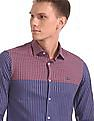 Arrow Sports Manhattan Slim Fit Long Sleeve Shirt