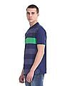 Ruggers Striped Cotton Polo Shirt