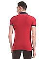 Arrow Sports Regular Fit Solid Polo Shirt