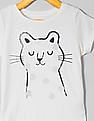 GAP Toddler Girl Graphic Short Sleeve T-Shirt