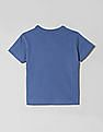 GAP Baby Blue Short Sleeve Graphic Tee