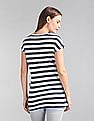 GAP Striped Panelled Top