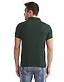 Arrow Sports Regular Fit Printed Polo Shirt