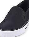 The Children's Place Girls Shine Slip-On Sneakers