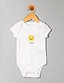 GAP Baby White Personalitees Graphic Bodysuit