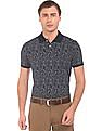Arrow Sports Cactus Printed Polo Shirt