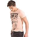 Ed Hardy Regular Fit Round Neck T-Shirt