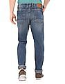 Cherokee Stone Wash Tapered Fit Jeans