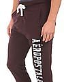 Aeropostale Brand Applique Knit Lounge Pants