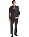 Arrow Regular Fit Three Piece Suit