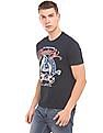 U.S. Polo Assn. Denim Co. Brand Print Crew Neck T-Shirt