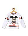 Colt Grey Boys Mickey Mouse Graphic Sweatshirt
