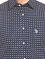 U.S. Polo Assn. Regular Fit Floral Print Shirt