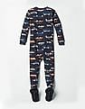 GAP Baby Car Footed Sleep One-Piece